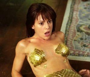 Charmed : une scène sexy où Alyssa Milano se transforme en sirène très dénudée crée encore polémique aujourd'hui