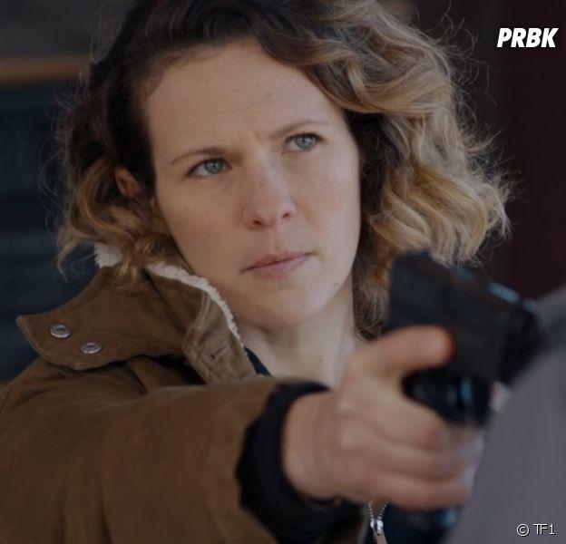 Demain nous appartient : Lucie (Lorie Pester) morte ou vivante ? Solène Hébert (Victoire) se confie