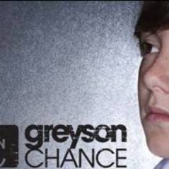 Greyson Chance ... côté coeur, il gère