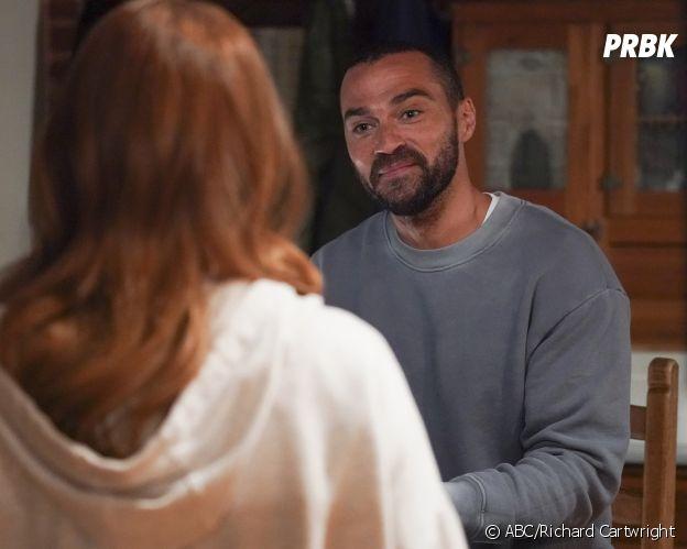 Grey's Anatomy saison 17, épisode 14 : Jackson retrouve April