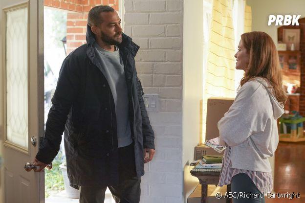Grey's Anatomy saison 17, épisode 14 : les retrouvailles d'April et Jackson
