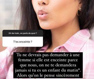Vaimalama Chaves (Miss France 2019) enceinte de Nicolas Fleury ? Elle répond à la question déplacée sur Instagram