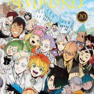 The Promised Neverland Tome 20 : un coffret collector incroyable pour la fin du manga