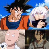 Livaï Ackerman, Saitama, Son Goku... Top 10 des personnages les plus puissants dans les anime