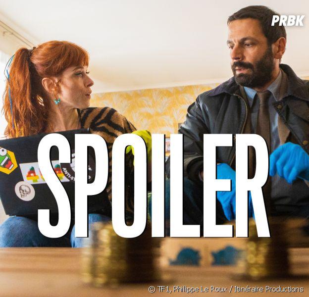 HPI saison 2 : Morgane et Karadec en couple ? La créatrice donne des infos sur la suite