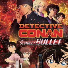 Détective Conan - The Scarlet Bullet : pourquoi vous allez adorer le nouveau film