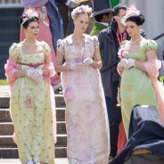 La Chronique des Bridgerton saison 2 : nouvelles photos de tournage avec Penelope et Cressida