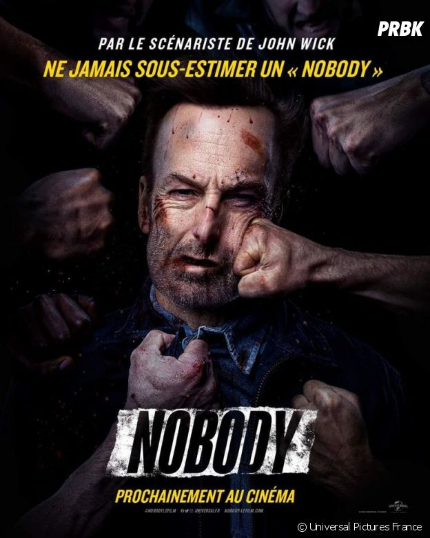 affiche de Nobody.
