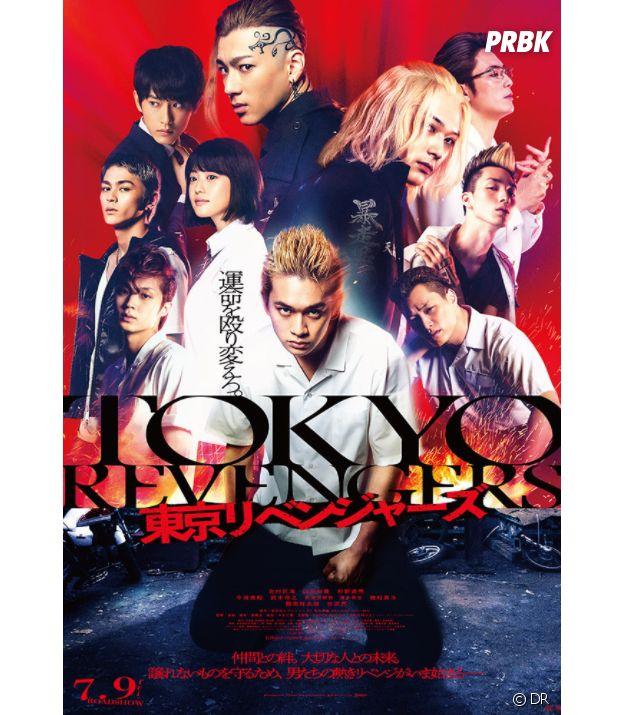 Tokyo Revengers : le manga adapté en live-action, premières bandes annonces du film