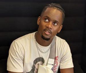 Black M lors d'une interview pour PRBK. Black M et Léa Djadja ont eu peur que leur enfant Isaac meure quand il était bébé, l'artiste se confie dans Closer