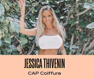 Jessica Thivenin a un CAP coiffure