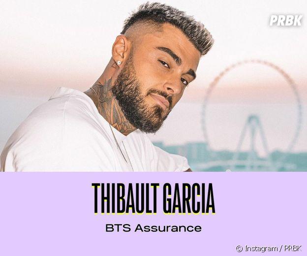 Thibault Garcia a un BTS