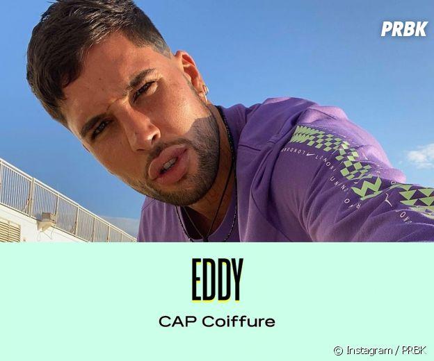 Eddy a unCAP coiffure