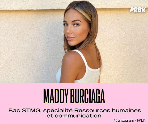 Maddy Burciaga a un Bac STMG