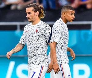 """Kylian Mbappé en guerre contre Antoine Griezmann durant l'Euro 2020 ? """"Ça se passait mal"""""""