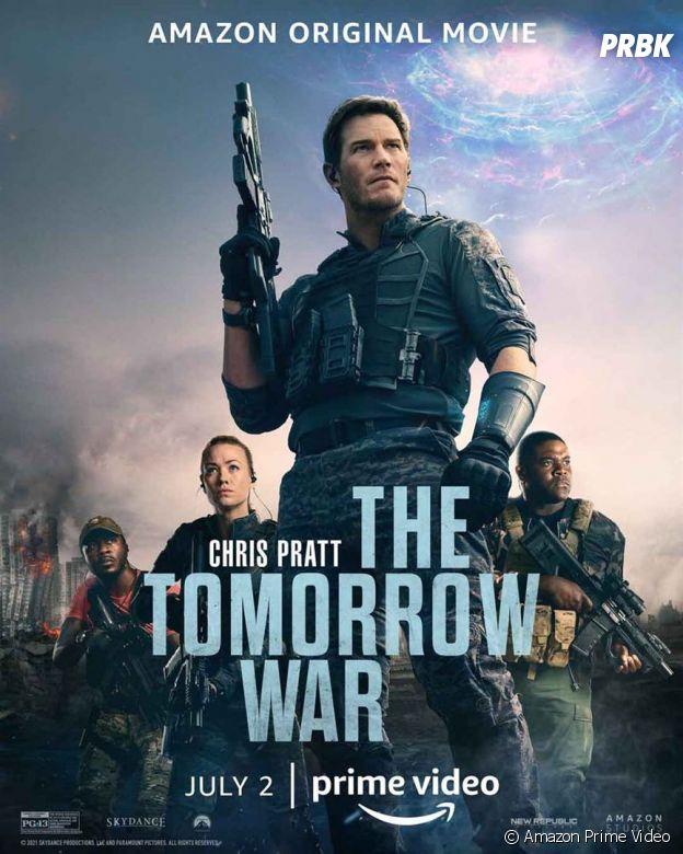The Tomorrow War 2 : la suite déjà en préparation ? Le réalisateur donne ses idées
