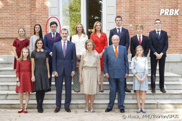 Le prince Phillipe Florian Von Triesenberg (Pol Granch) dans Elite saison 4 sur Netflix serait inspiré de Felipe Juan Froilán de Marichalar y Borbón, le neveu de l'actuel roi d'Espagne