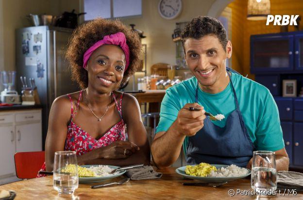 Scènes de ménages : Jalil et Louise, nouveau couple de la série