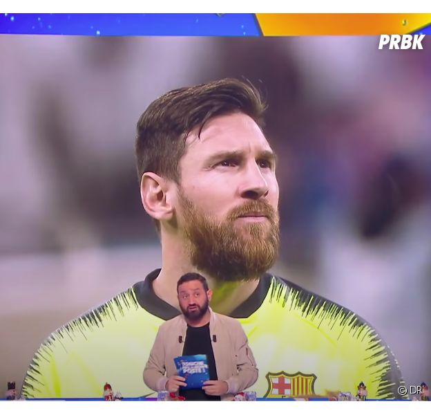 Cyril Hanouna : l'arrivée de Lionel Messi au PSG va lui coûter très cher