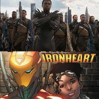 Black Panther 2 : Ironheart, la protégée de Iron Man, sera au casting du film