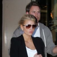 Jessica Simpson ... Eric Johnson est un étalon