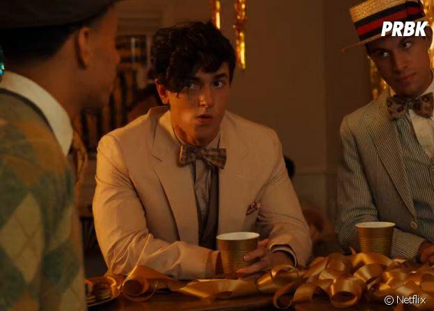 Il est trop bien : d'autres stars de TikTok outre Addison Rae sont aussi dans le film Netflix, comme Bryce Hall