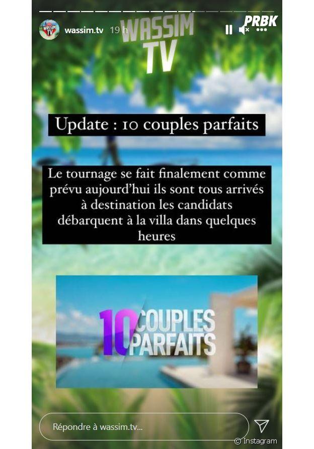 10 couples parfaits 5 : les candidats dévoilés ? Plusieurs blogueurs se sont exprimés sur le casting