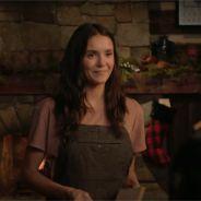 Nina Dobrev veut séduire Darren Barnet dans la bande-annonce de Love Hard, film de Noël de Netflix