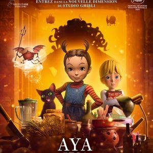 Aya et la sorcière : le nouveau film du Studio Ghibli bientôt diffusé sur Netflix