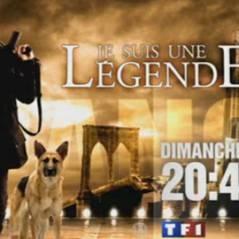 Je suis une légende avec Will Smith sur TF1 ce soir ... bande annonce
