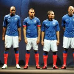 Le nouveau maillot Nike de l'équipe de France de Football ... la photo officielle