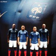 Equipe de France ... Les photos officielles du nouveau maillot des Bleus