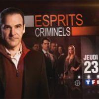 Esprits Criminels ça continue sur TF1 ce soir ... bande annonce