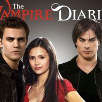 Vampire Diaries saison 2 ... entre Damon et Stefan, le cœur d'Elena balance