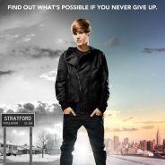 Never Say Never 3D ... nouvelle affiche US pour le film de Justin Bieber