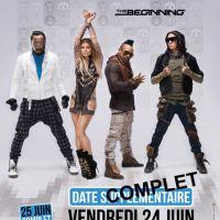 Black Eyed Peas ... déjà complet ... le 2eme concert au Stade de France