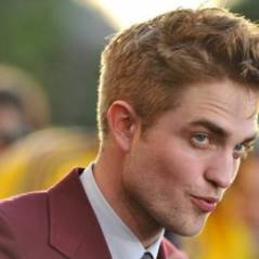 Robert Pattinson ... grosse dispute pour une cigarette ...