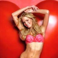 Victoria's Secret ... Leur pub sexy pour la St-Valentin et les coulisses (vidéos)