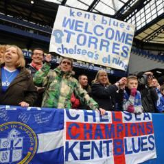Fernando Torres à Chelsea ... les photos de son 1er match face à ... Liverpool