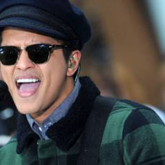 Bruno Mars ... La sentence est tombée