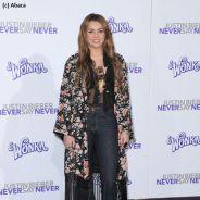 Miley Cyrus ... Sa tenue flop à l'avant-première de Never Say Never