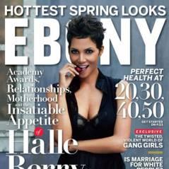 Halle Berry ... Ultra sexy en couv du magazine Ebony