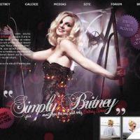 Le site du jeudi ... interview de Sonia (Simply-Britney.com)