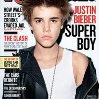 Justin Bieber et sa nouvelle coupe à la Une de ''Rolling Stone'' ... photo et vidéo