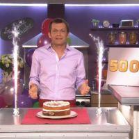 Petits Plats en équilibre ...TF1 fête la 500ème émission