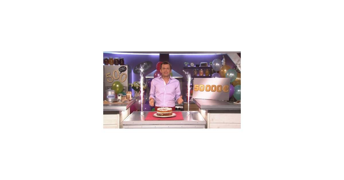 Petits plats en quilibre tf1 f te la 500 me mission - Petits plats en equilibre tf1 ...