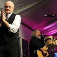 Phil Collins à la retraite .... retour sur la carrière d'un géant (vidéo)