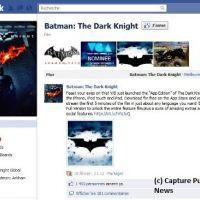 Facebook ... Et maintenant des locations de films