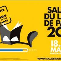 Le Salon du Livre de Paris 2011 ... du vendredi 18 au lundi 21 mars ... la pub TV