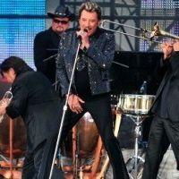 Johnny Hallyday au Virgin des Champs Elysées ... MAJ